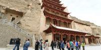 จีน-กัมพูชา ร่วมมืออนุรักษ์พุทธศาสนสถานโลก