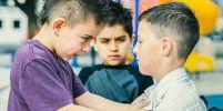 ความก้าวร้าวในเด็ก ผู้ปกครองไม่ควรมองข้าม