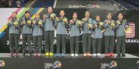 แบดมินตัน ทีมหญิง ถล่มเจ้าภาพ คว้าเหรียญทอง 3 สมัยรวด