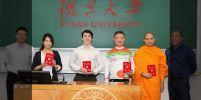 พระสงฆ์ไทยโกอินเตอร์ คว้ารางวัลอันดับ ๒ สุนทรพจน์ภาษาจีนนานาชาติ จากผู้เข้าร่วมแข่งขัน ๑๐ กว่าประเทศส่วนนักศึกษานาชาติชาวอังกฤษคว้ารางวัลอันดับ ๑