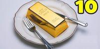 10 เมนูอาหารที่แพงที่สุดในโลก!!