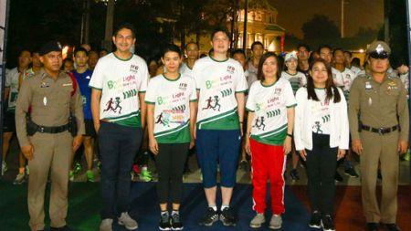 IFB RUN 2020 ครั้งที่ 2 Bright Light For A New Life  วิ่ง...เปลี่ยนชีวิตใหม่ให้ผู้ป่วย