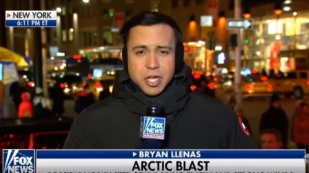 """""""สหรัฐอเมริกา"""" หนาวจัด อาจติดลบ 50 องศา!!!"""
