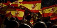 ปชช.เดินขบวนในบาร์เซโลนา เพื่อสนับสนุนให้แคว้นกาตาลูญญา เป็นส่วนหนึ่งของสเปนต่อไป