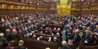 สภาขุนนางอังกฤษโหวตแก้กฎหมาย Brexit ให้มีการรับรองสิทธิพลเมือง EU
