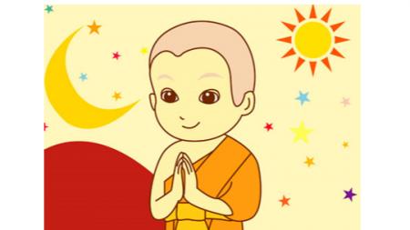 บัณฑิตสามเณร : ผู้ได้รับอารักขาจากเทพยดารวมถึงพระพุทธเจ้าเพื่อให้บรรลุเป็นพระอรหันต์ (11/14)