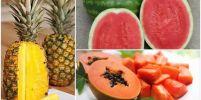 ผลไม้ 5 ชนิด กินช่วยล้างสารพิษ ฟอกล้างตับ ลำไส้ และไต