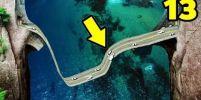 13 ถนนประหลาด อันตราย ท้าทาย ตื่นเต้นที่สุดในโลก!!!