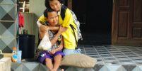 พบเด็ก ป.6 ยอดกตัญญูที่สุโขทัย หาเลี้ยงแม่ป่วยอัมพฤกษ์เพียงลำพัง