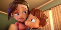 Animation เรื่องเยี่ยมของสองแม่ลูก