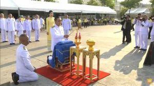 พิธีมหามงคล 5 ศาสนา เนื่องในโอกาสพระราชพิธีบรมราชาภิเษก