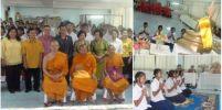โรงเรียนปราจีนฯ เน้นสอนสวดมนต์-ไหว้พระมารยาทไทย พร้อมจัดประกวด เร่งสร้างคุณธรรม-จริยธรรม