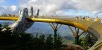 Golden Bridge…สะพานลอยฟ้าแลนด์มาร์กใหม่เวียดนาม