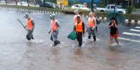 """ชาวบ้าน 1,932 ครัวเรือน ได้รับผลกระทบจากอิทธิพลพายุ """"โนอึล"""""""