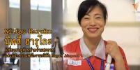 """""""ฮารุโกะ"""" ผู้ทำให้สนามบินฮาเนดะ สะอาดที่สุดในโลก"""