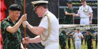 ทหารไทย ออสเตรเลีย 500 ชีวิตร่วมฝึกภายใต้รหัสChapel Gold 2018