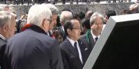 จอห์น แคร์รี'รัฐมนตรีต่างประเทศสหรัฐ เยือน'อนุสรณ์สันติภาพฮิโรชิมา' เตือนให้ยุติภัยคุกคามจากอาวุธนิวเคลียร์