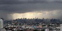 กรมอุตุฯ เตือนฉบับที่ 15 เตือน 30 จังหวัดระวังฝนฟ้าคะนองและลมกระโชกแรง