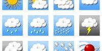ข่าวพยากรณ์อากาศวันนี้ ถึง พรุ่งนี้ 12.00 น.
