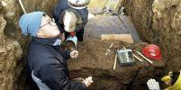 นักโบราณคดีจีน ขุดพบสุสาน โบราณวัตถุอายุกว่า 2,000 ปีที่เมืองชิงเต่า