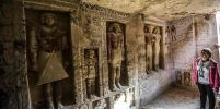 อียิปต์ค้นพบสุสานโบราณอายุราว 4,400 ปี เชื่อเป็นของนักบวชยุคฟาโรห์