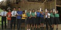 โรงเรียนหนึ่งในอินเดียสุดล้ำ ให้เด็กจ่ายค่าเล่าเรียนด้วยขยะพลาสติก