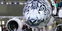 """สุดเท่ """"เสือดาวหิมะ"""" เครื่องบินโดยสารลำใหม่ สายการบินคาซัคฯแอร์"""