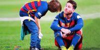 ฮีโร่นักฟุตบอลและไอดอลของเด็ก ๆ !!!