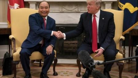 'ทรัมป์'เป็นปลื้ม เวียตนามลงนามดีล 8พันล้านดอลล์