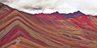 'ภูเขาสายรุ้ง' แหล่งท่องเที่ยวใหม่ในเปรู กับอนาคตที่ไม่แน่นอน