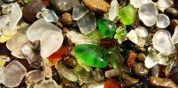อัศจรรย์ !! จากขยะกลายชายหาดแก้วที่งดงาม ในรัฐแคลิฟอร์เนีย สหรัฐอเมริกา