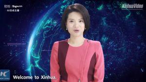 """เปิดตัว """"ผู้ประกาศข่าว AI"""" หญิงชาวจีน เหมือนคนจนแยกไม่ออก !!"""