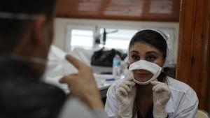 ตุรกีผุด 'หน้ากากใส' ใส่ใจผู้พิการทางการได้ยิน