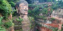 """โครงการวิจัยเพื่อวางแผนการซ่อมแซม """"เล่อซาน"""" พระพุทธรูปผาหินที่ใหญ่ที่สุดในโลก"""