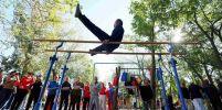"""""""โอลิมปิกผู้สูงอายุ"""" ในจีน บรรดาคนสูงวัยใจรักกีฬาต่างมารวมตัวกันในงานนี้"""