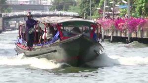 เรือแสนแสบ ให้บริการตามปกติ ขอความร่วมมือปฏิบัติตามคำแนะนำของเจ้าหน้าที่