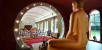 ยุโรปจัดพิธีบวชพระ 41 รูป 13 ประเทศ เพื่อศึกษาธรรมะ นั่งสมาธิ สร้างสันติสุขภายในสู่สันติภาพภายนอก