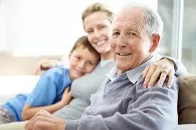 การดูแลผู้สูงอายุที่บ้าน