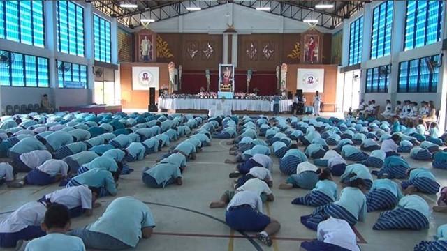 โรงเรียนบ้านศาลา เปลี่ยนรูปเเบบกิจกรรมวันแม่ ลดผลกระทบทางจิตใจเด็กกำพร้า