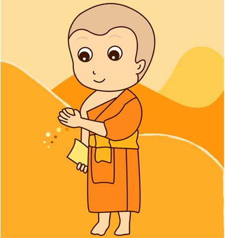 สามเณรราหุล : สามเณรรูปแรกในพระพุทธศาสนา (01/14)