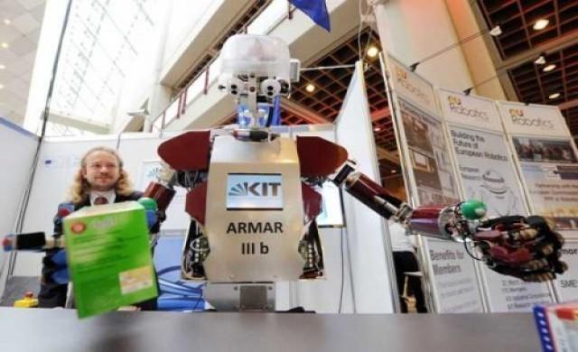 ไทยพร้อมหรือไม่ในยุคหุ่นยนต์ครองเมือง?