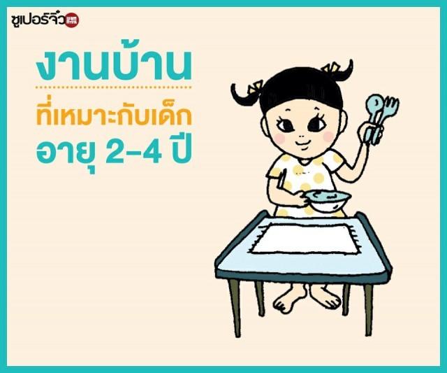 แปลกแต่จริง!!!เด็กเรียนเก่งขึ้น เพราะทำงานบ้าน !!!