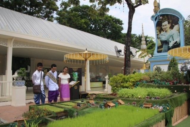 """""""อุ่นไอรัก คลายความหนาว"""" ย้ำคนไทยสำนึกในพระมหากรุณาธิคุณพระบูรพมหากษัตริยาธิราชเจ้า"""