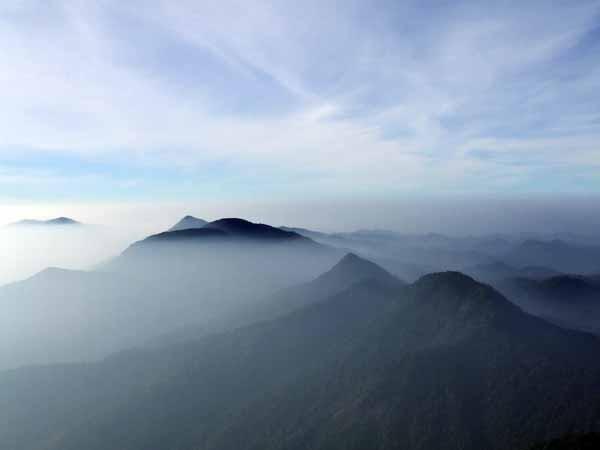 กรมอุตุนิยมวิทยา รายงานประเทศไทยตอนบนบริเวณภูเขาสูงยังคงอากาศหนาวเย็นอย่างต่อเนี่อง