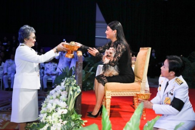 พระเจ้าหลานเธอ พระองค์เจ้าสิริวัณณวรีนารีรัตน์ เสด็จเปิดงาน Bangkok Gems & Jewelry Fair ครั้งที่ 60