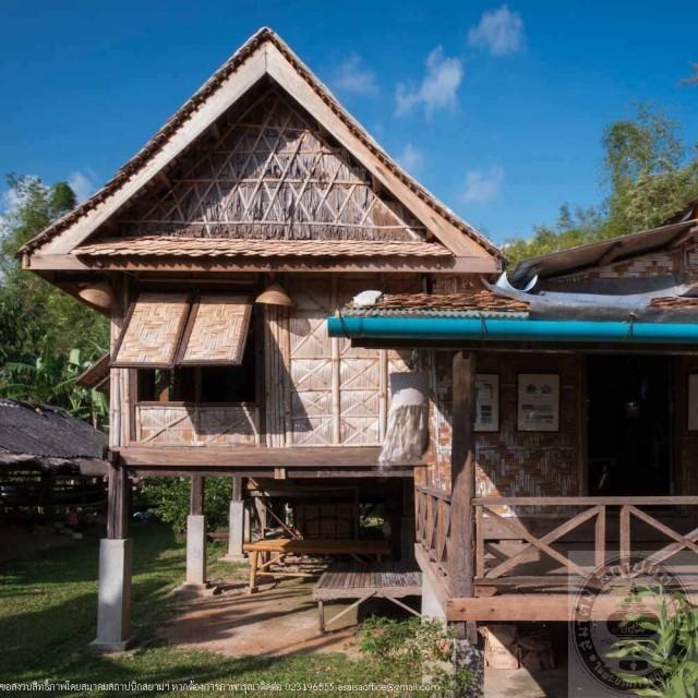อัศจรรย์ !! บ้านใบตาล(โตนด) อายุกว่า 100 ปี แห่งอำเภอสิงหนคร จังหวัดสงขลา