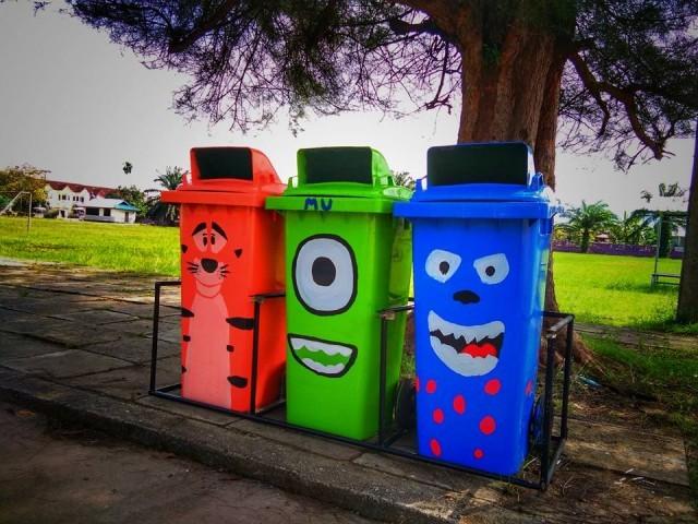 """คือดีอ่ะ!! """"ถังขยะแฟชั่น"""" โครงการปลูกจิตสำนึกให้เด็กไทยมีวินัยในการทิ้ง"""