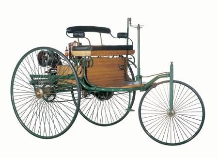 ประวัติรถยนต์คันแรกของโลก