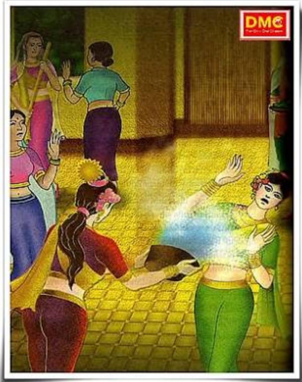 นางสิริมาผู้เลอโฉมโสเภณีผู้บรรลุธรรมในยุคพุทธกาล