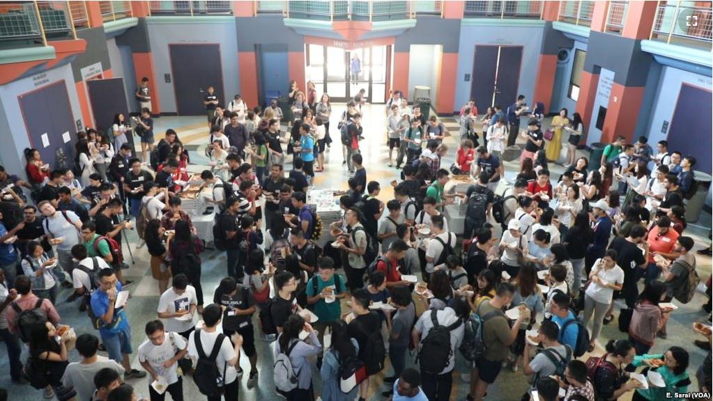 สัญญาณขาลง? นักศึกษาต่างชาติเลือกเรียนที่สหรัฐฯน้อยลงสองปีติดต่อกัน